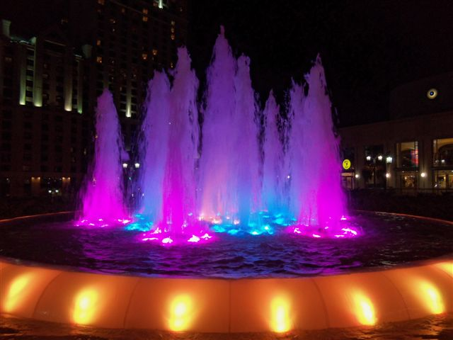 Fountain LED Lighting