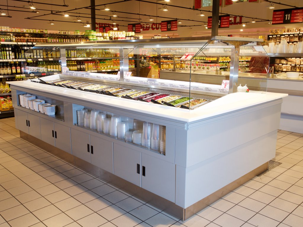 Retail Food Displays