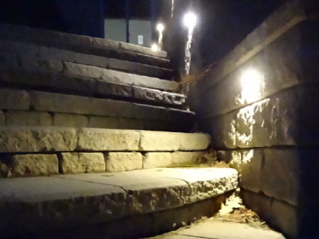 Step or Stairway Lighting