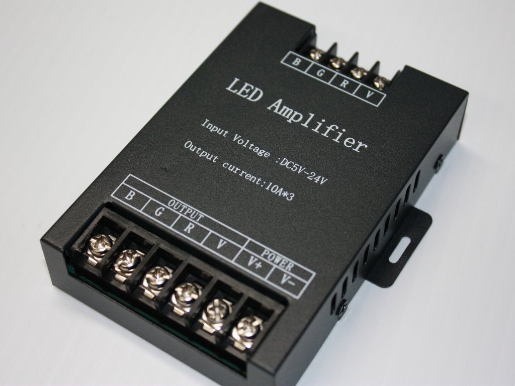 LED Lighting Amplifier