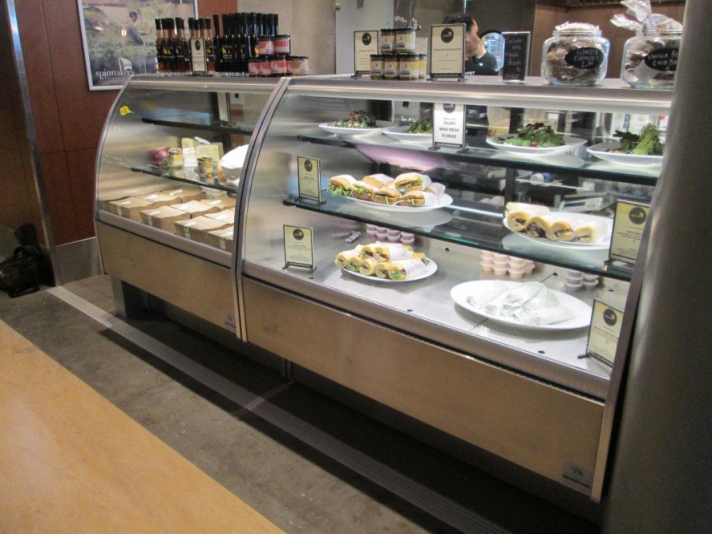 Deli Display Counter